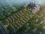 热带风格三亚高层住宅建筑设计方案文本