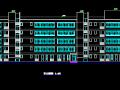 多功能中学全套建筑施工图(含多功能厅、风雨操场、教学楼)