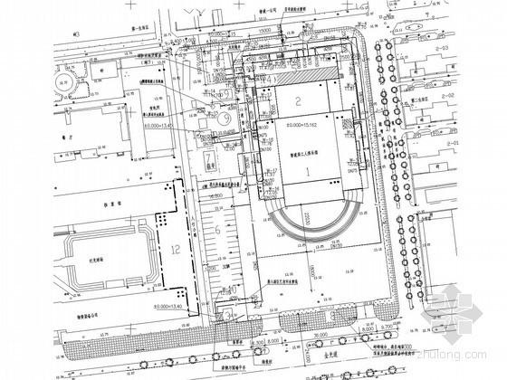 工人俱乐部维修改造工程给排水施工图