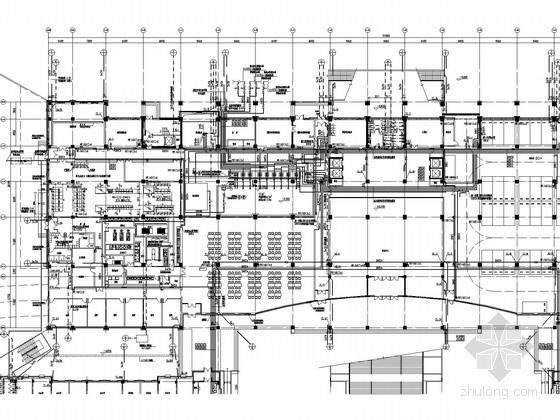 [内蒙古]4万平米高层大厦给排水施工图纸(大空间智能型主动喷水灭火系统)