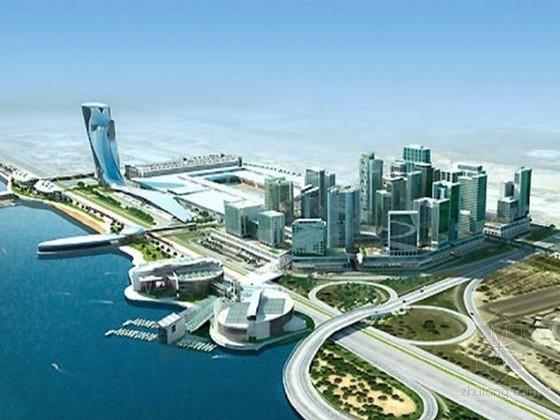 2013市政工程投标施工组织设计(含道路、桥梁、排水工程)