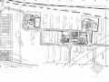 [长沙]工厂棚户区景观改造施工图