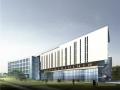 [深圳]大学文科教学楼建筑设计方案文本(结合坡地 设计优秀)