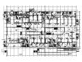 北京朝阳商业综合体暖通设计施工图