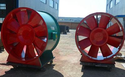单速常压消防高温排烟风机