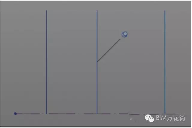 Revit中使用体量创建异型空间网架的方法