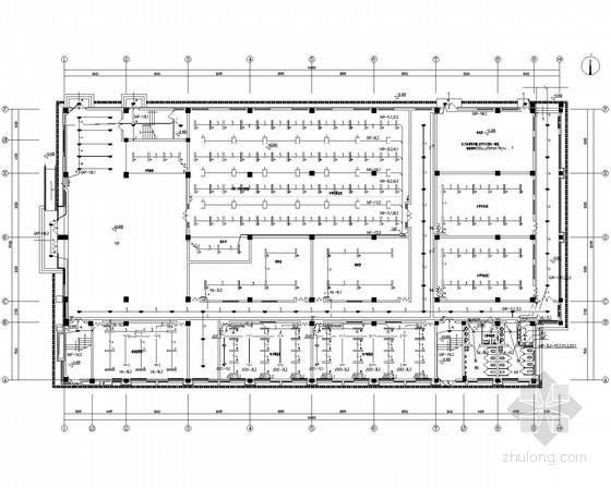 [江苏]知名校区图书馆电气全套施工图(甲级院最新设计)