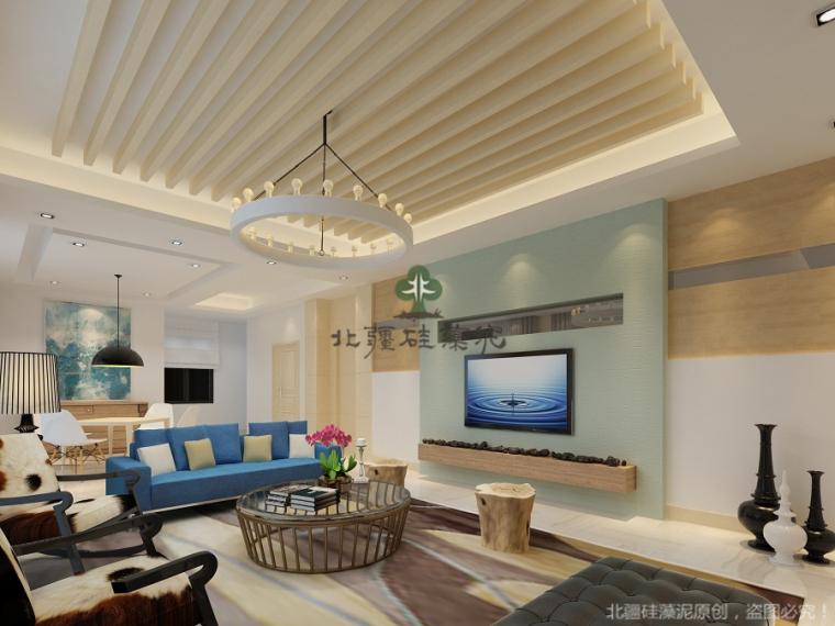 想要丰富多彩的家,硅藻泥轻松为你打造