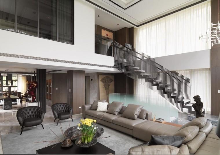 混搭风格的住宅空间-3