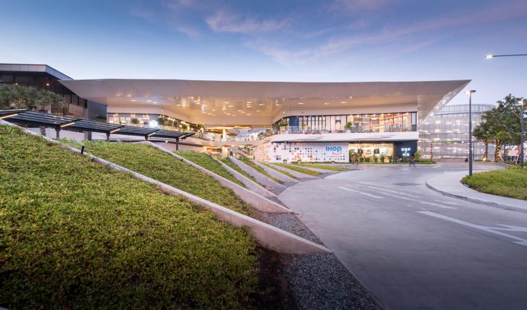 泰国Megabangna山谷购物中心实景图 (16)