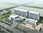 [江苏]徐州某县新城区医院建筑设计文本(CAD+SU+文本)