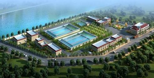 epc项目厂房建设资料下载-[山东]青岛市某集中水处理中心EPC招标书(共152页)