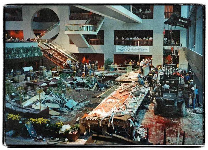 114人死亡,这个美国天桥坍塌事故,最终结构工程师被判负全责!