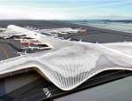 深圳国际机场T3航站楼的参数化设计实践