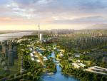 [四川]德国知名设计公司滨湖公园景观规划设计方案
