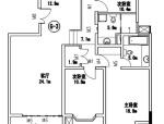 100个住宅经典户型平面图,简单实用!
