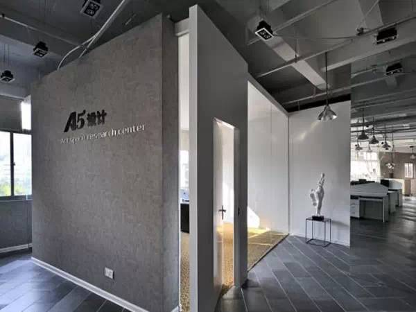 办公室企业形象墙装修设计施工工艺
