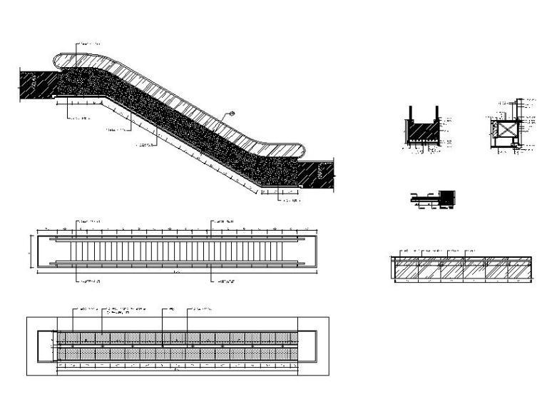 施工节点集合-楼梯栏杆扶手