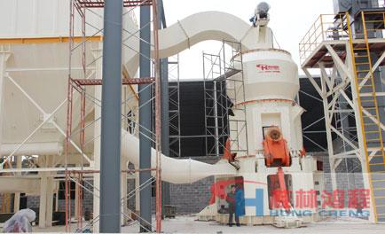 电厂脱硫用磨粉机设备,石灰石电厂脱硫