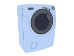 滚筒洗衣机3D模型下载