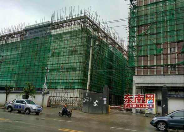 莆田华林经济开发区一工程工人工资未结算,无法回家过年_1