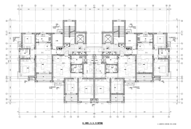 [北京]高层新古典主义塔式住宅及英式别墅(300多页PDF)_9