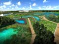 """[吉林]""""湿地花海""""国家湿地公园景观设计方案"""