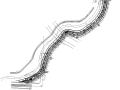 [湖南]河道生态风光带景观设计施工图