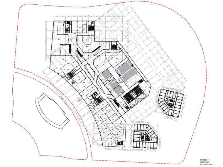 [浙江]高层现代经典风格商业及金融办公中心建筑设计方案文本_7
