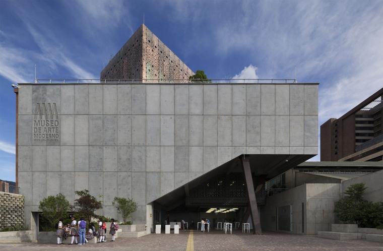 哥伦比亚现代艺术博物馆