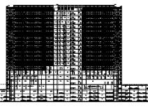 [重庆]17年最新儿童医院医技大楼设计(含结构,绿化,消防等详图)
