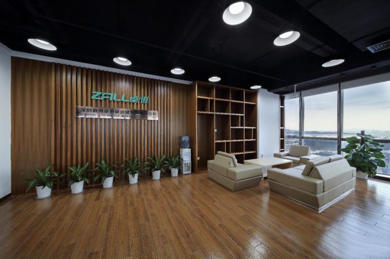 深圳前海卓恒供应链管理有限公司办公室