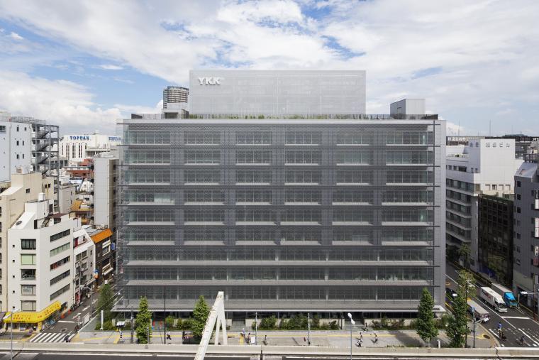 日本YKK株式会社总部大楼