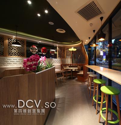 西安最有诗意的特色主题餐厅设计-真味上上签_5
