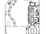 [浙江]绿色小岛临湖花园别墅景观设计施工图(赠pdf版施工图集)