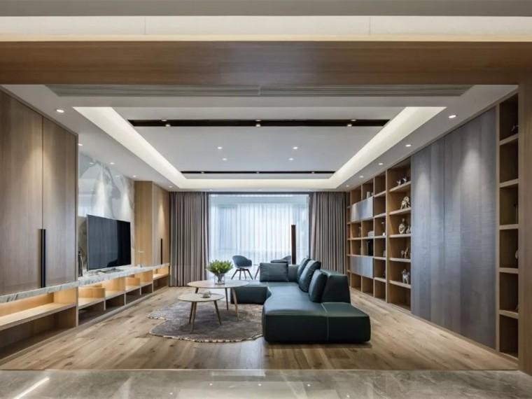 简舍芳华500㎡现代主义风格住宅