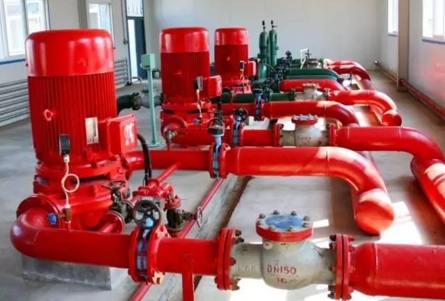 一房一室(消防水泵房和消防控制室)应该这样设置......