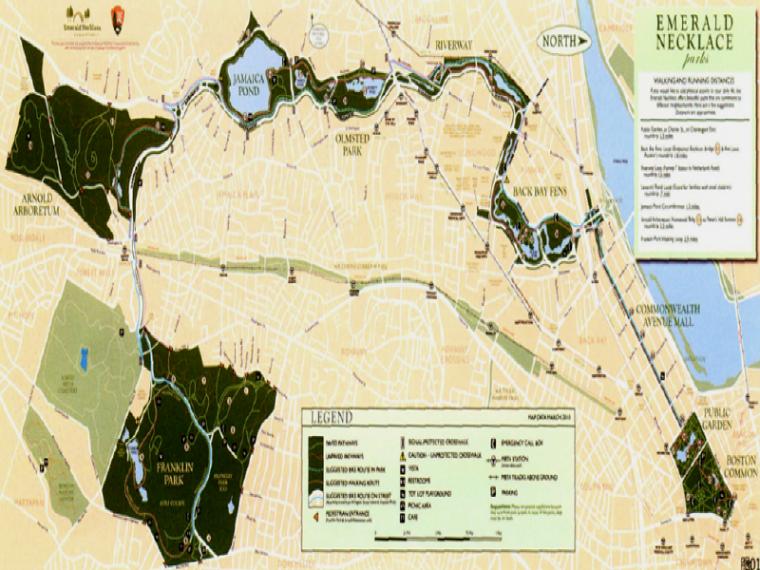 城市绿道规划设计PPT总结(94页)