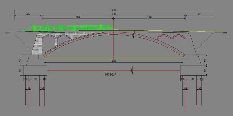 拱桥设计百问--空腹式板拱桥