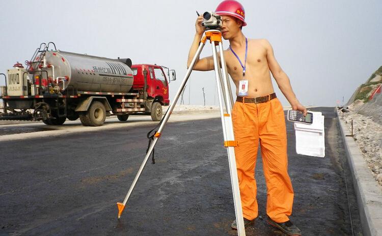 土建房屋施工测量放线方法与技巧,从建筑物定位到封顶!