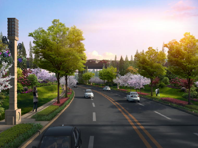 道路设计基础知识讲义总结(30页)