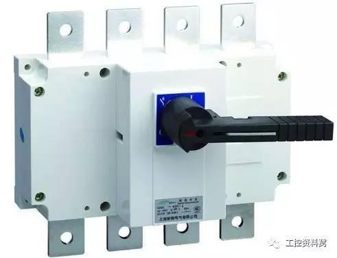 6种常用低压电气元件全面解析,看完收获满满