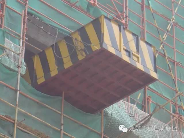 安全文明标准化工地的防护设施是如何做的?_19