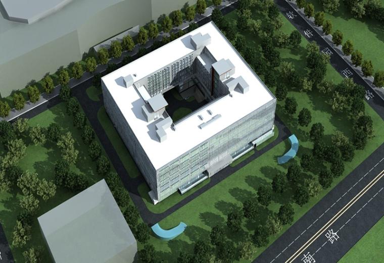 [北京]信息技术研发基地项目施工组织设计(324页,附图表齐全)