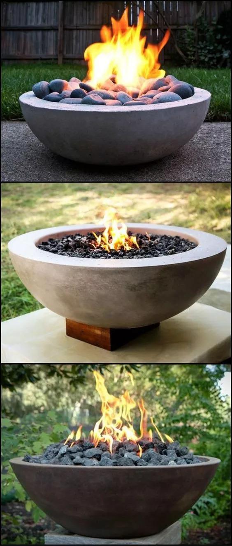 庭院里那一抹温暖·火炉_22