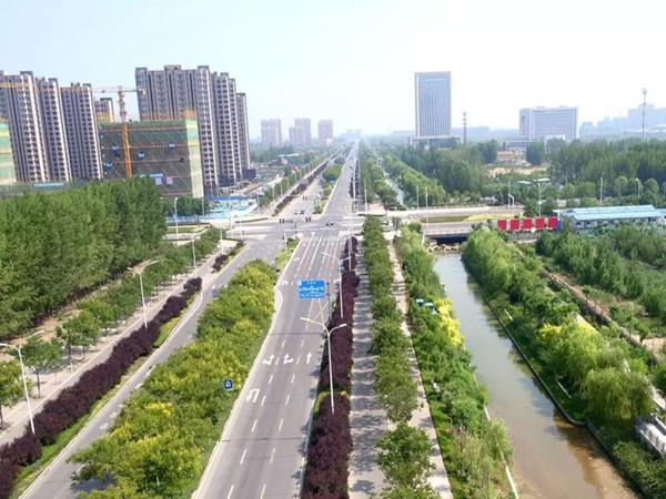 市政工程(城市道路)设计毕业设计