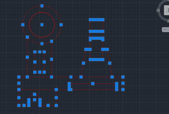 shift键在CAD中的妙用,值得学习!_3