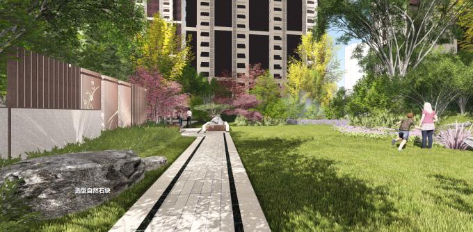 [江西]新中式东方盛唐帝景深宅庭院景观规划设计方案_8