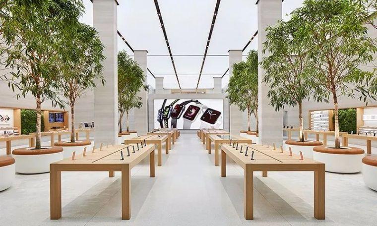比买iphone手机更重要的,是逛苹果的地标_23