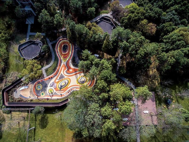 折纸飞机——南昌洪都中航城住宅景观
